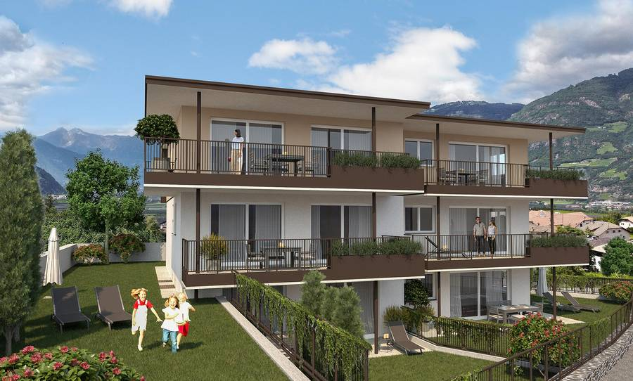 Complesso residenziale in via Wolfsthurn 2